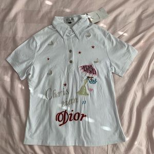 Authentic Christian Dior Boutique Top